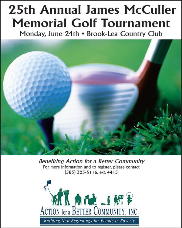 2019 Charity Golf Tournaments